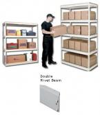Boltless Industrial Shelving for Cost Effective Storage