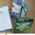 Trifold Leaflet Printing