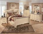 Sanibel Poster Bedroom furniture set