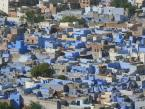 Jodhpur is known as the Blue City.
