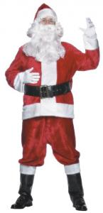 Plush Santa Suit  We'd love to see pictures of you wearing our outfits, we'll feature the best submissions on our photo gallery.