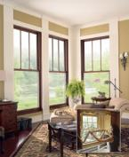 A window best suited to traditional architectural styles. Our double-hung provides a Classic appearance in any home.