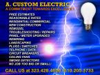 Electrician Beverly Hills