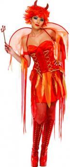 Naughty Devil Halloween Costume