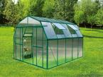 EarthCare Grow N Up 8' x 8' Hobby Greenhouse
