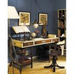 Authentic Models Navigator's Desk in Ivory