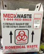 Safety Medical Waste Box with Handles