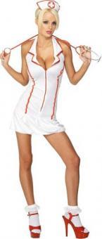 Nurse fancy dress costume
