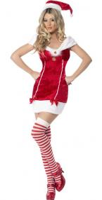Ladies Santa Costume