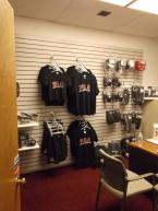 Pro shop at Fighting Arta academy