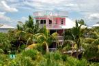 Elegant private North Captiva island estate on 3 (100' x 105') lots.