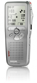 Philips 9600 Digital Voice Recorder is the digital voice recorder for professionals.