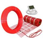 Electric and Hydronic Radiant  Floor Heating supplies.