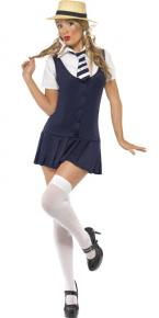 School girl fancy dress