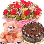 Flowers, Cake and Gift delivery in India