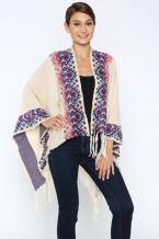 Buy wholesale tribal fringe cardigan online sales