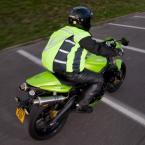 Mototo.com - TwoZero Verso Hi Vis Motorcycle Vest