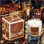 Anzu Luxury Candle Heavy With Amber