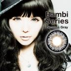 GEO Bambi Princess Mimi Sesame Gray cosmetic circle lens available in all prescriptions