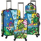 BRITTO by HEYS USA Palm Collection 4-Piece womens luggage