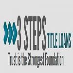 3 Steps Title Loans