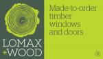 Lomax + Wood Logo