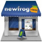 NewFrog Online Store
