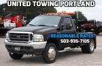 Portland United Towing