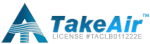 TakeAir Houston Logo