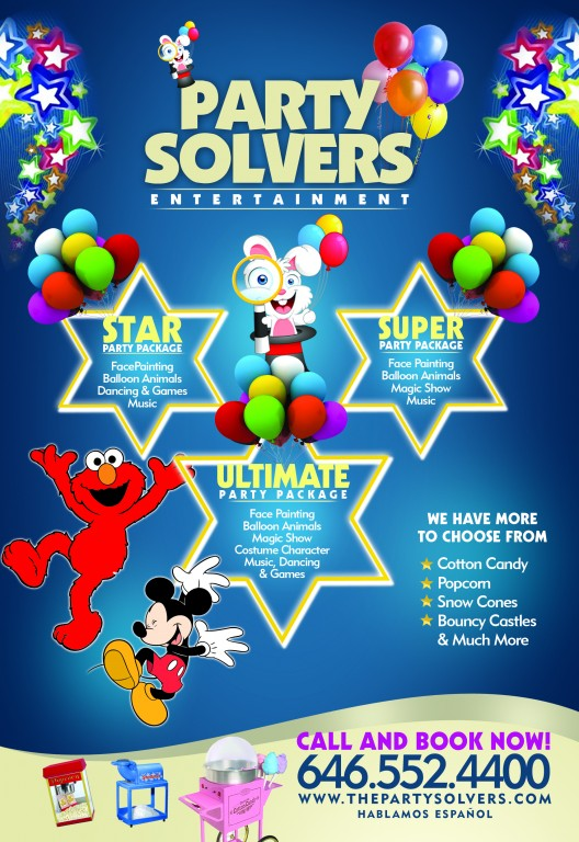 Party Solvers Entertainment Directory Ac