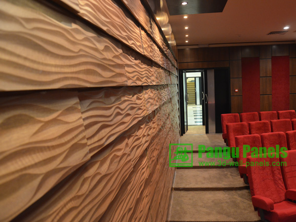Indoor Wall Paneling Designs: 3D-Wall-Panels.com