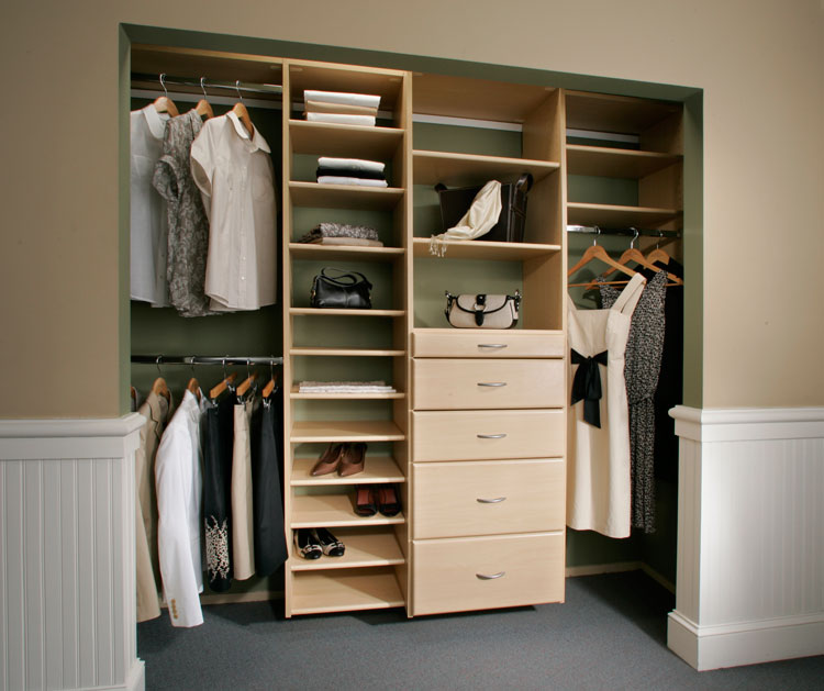 Superior Bedroom Closets   New Jersey Custom Closets