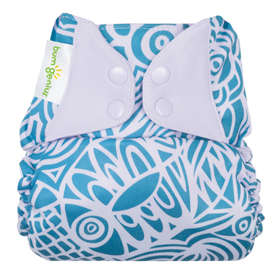 Reusable Cloth Diapers on Cloth Diaper By Bumgenius  One Size Free Spirit