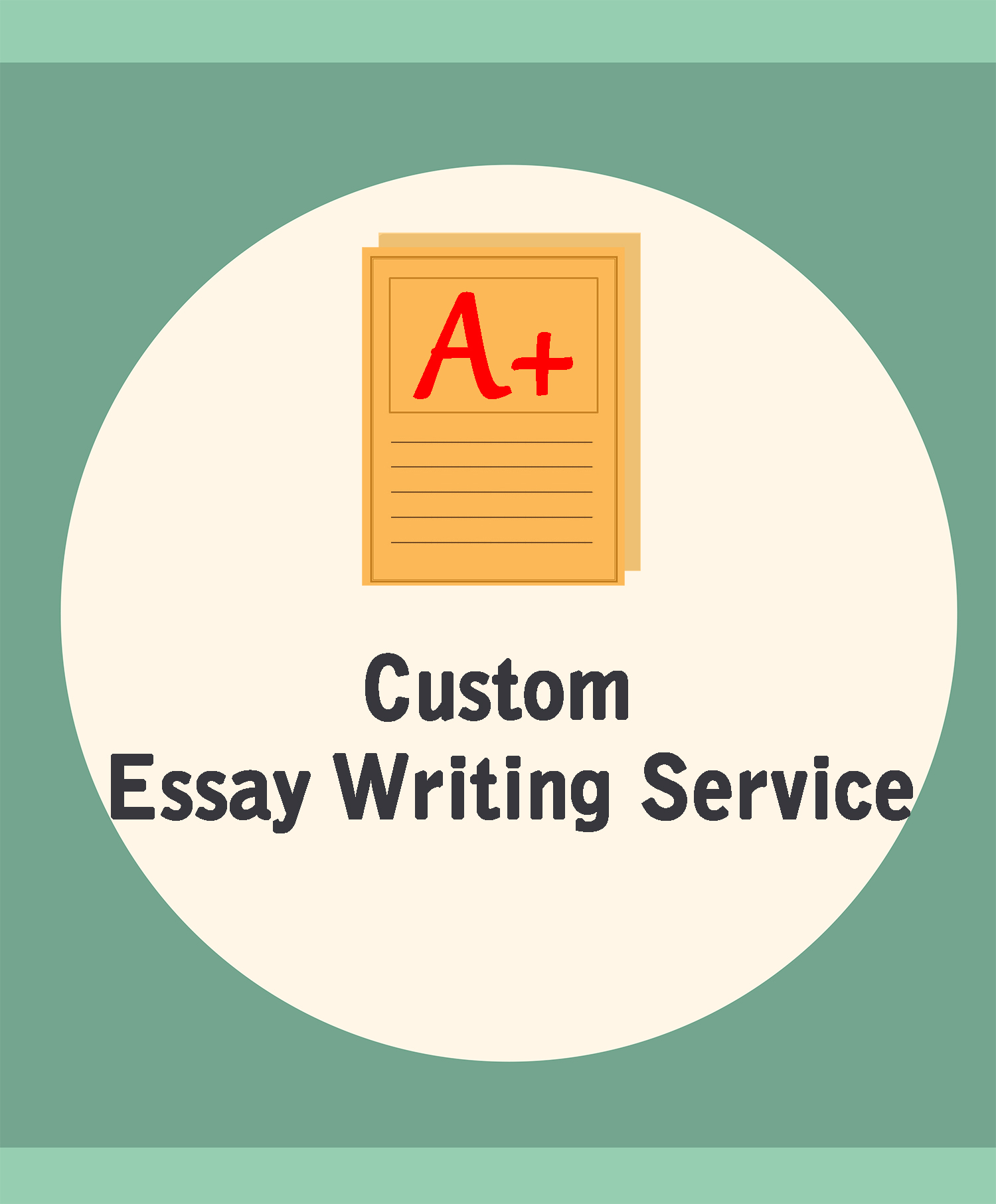 Custon writing services
