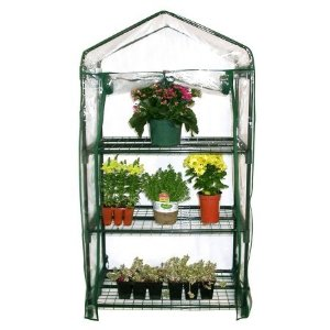 3 Tier Grow Rack Greenhouse Kit