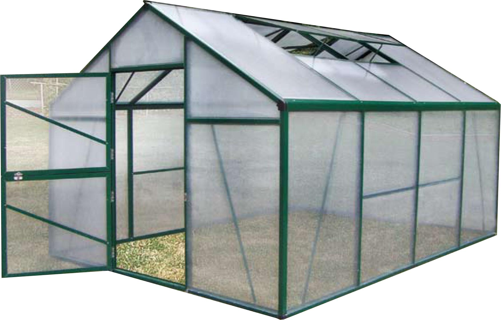 Earthcare Greenhouses
