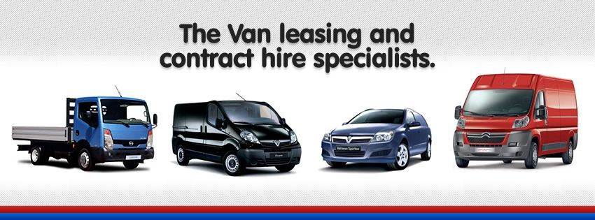 leasing for vans and pick-up trucks