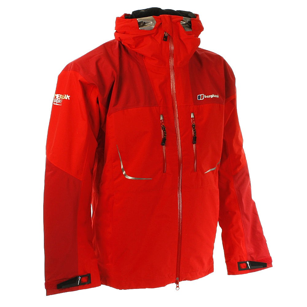 Berghaus mera peak gore-tex outdoor clothing jacket