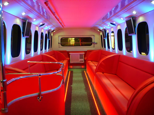 Club Class Party Bus