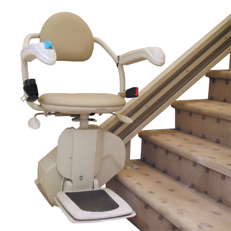 Ameriglide for Motorized wheelchair stair climber