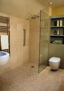 Living house interior design products for What s a wet room