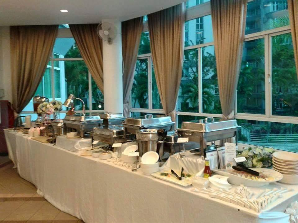 Caterer to handle your type of event