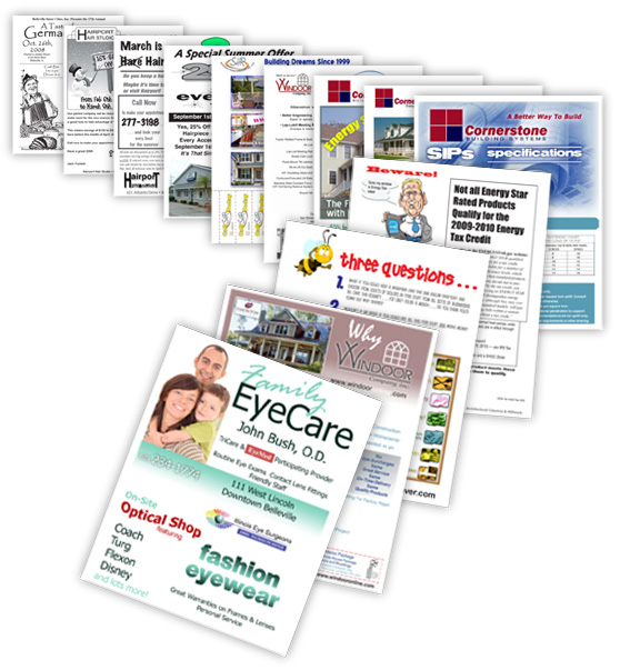 Tips to Use Flyers and Leaflets to Increase Sales – Flyer Samples